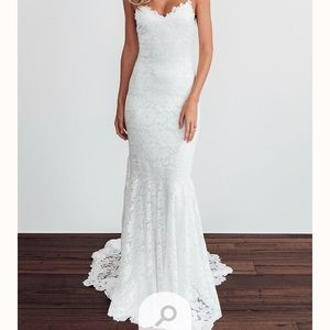 Grace Loves Lace Hart Gown. NEVER BEEN WORN!!